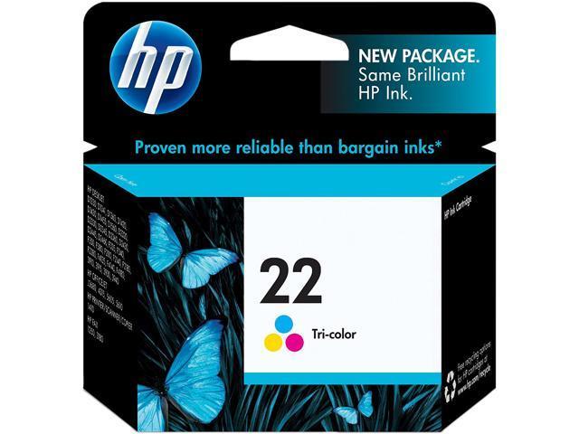 HP C9352AN#140 Inkjet Print Cartridge 3 Colors