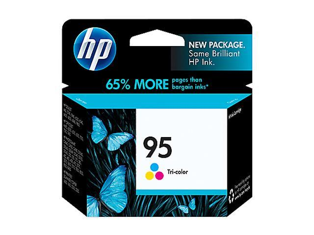 HP 95 Tri-color combo pack Ink Cartridge (C8766WN#140)