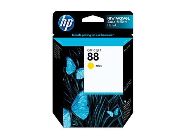 HP 88 C9388AN Ink Cartridge For Officejet Pro K550 Yellow