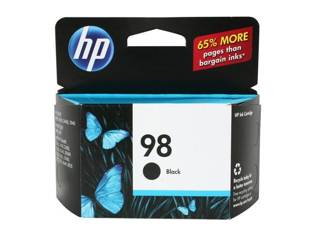 HP 98 C9364WN Inkjet Print Cartridge Black