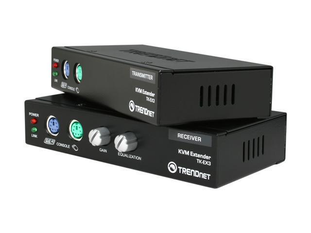 TRENDnet TK-EX3 KVM