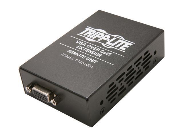 Tripp Lite VGA over Cat5 Receiver B132-100-1