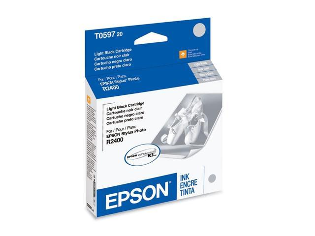 EPSON T059720 UltraChrome K3 Ink Cartridge Light Black