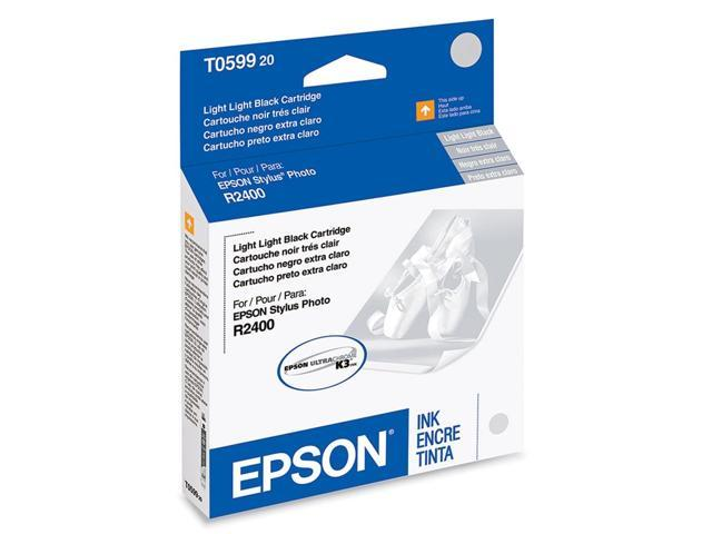 EPSON T059920 UltraChrome K3 Ink Cartridge Light Light Black