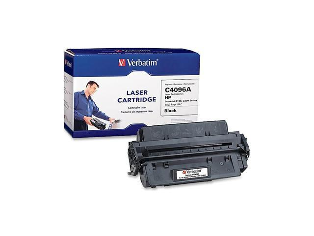 Verbatim 93869 Black EP-32X HP C4096A Compatible Toner Cartridge