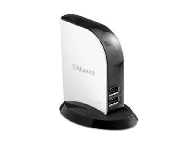 Aluratek AUH1207F 7-Port USB 2.0 Hub