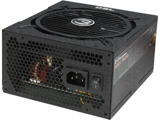 EVGA SuperNOVA NEX750B BRONZE 120-PB-0750-RX 750W ATX12V / EPS12V SLI CrossFire 80 PLUS BRONZE Certified Modular Power Supply