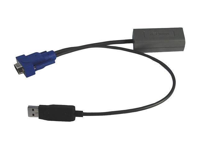 Minicom by Tripp Lite 0SU51079 ROC USB Server Interface Unit for Smart KVM HD15 USB