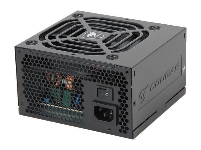 COUGAR RS Series RSB400 400W ATX12V 80 PLUS Certified Active PFC Power Supply Haswell ready