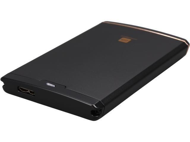 "Mediasonic HDK-SU31 Aluminum 2.5"" Black SATA I/II/III USB 3.1 Single bay enclosure with Aluminum casing, USB 3.1 up to 10gb, support SATA I, II, III up to 6.0gb"