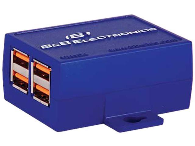 B&B USB 2.0 HUB, 4 PORT