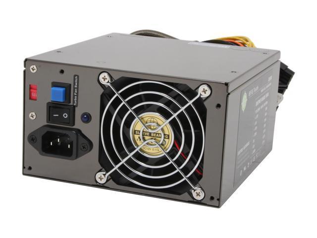 BFG Tech BFGR650PSU 650W ATX12V V2.0 / EPS 12V SLI Ready CrossFire Ready Power Supply