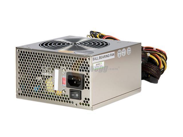 StarTech ATX2POW500HS 500W ATX12V 2.01 Power Supply