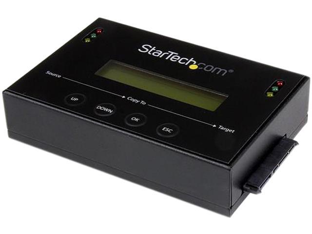 StarTech.com Standalone 2.5/3.5 Inches SATA Hard Drive Duplicator with Multi HDD/SSD Image Backup Library (SATDUP11IMG)