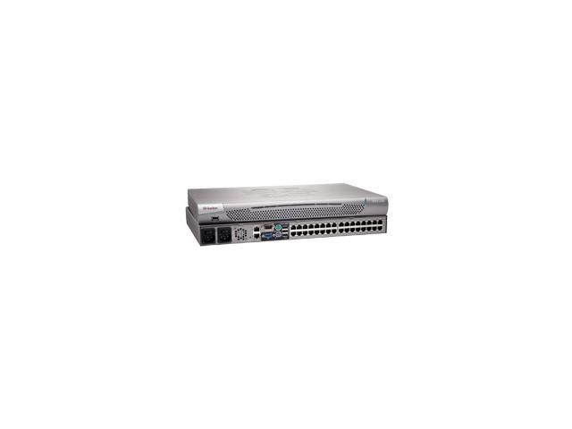Raritan DKX2-232 32-Ports KVM-over-IP Switch (2 Remote Users, 1 Local User)