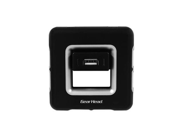 GearHead UH7200BLK 7-port USB Hub