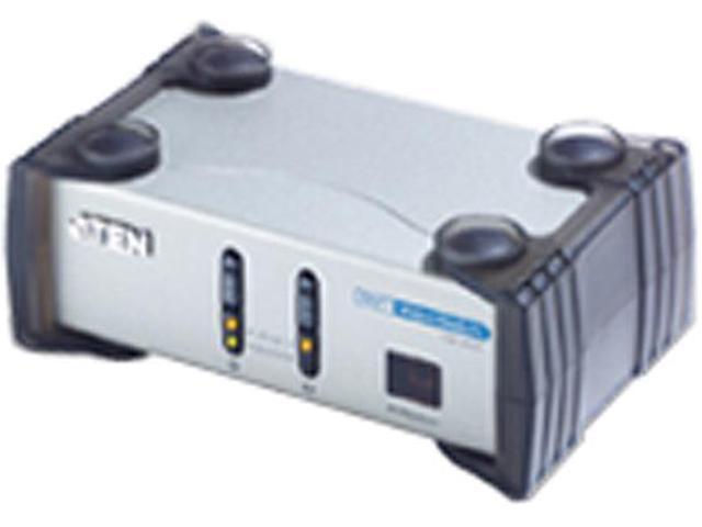ATEN VS261 2 Port DVI Video Switch w/Audio