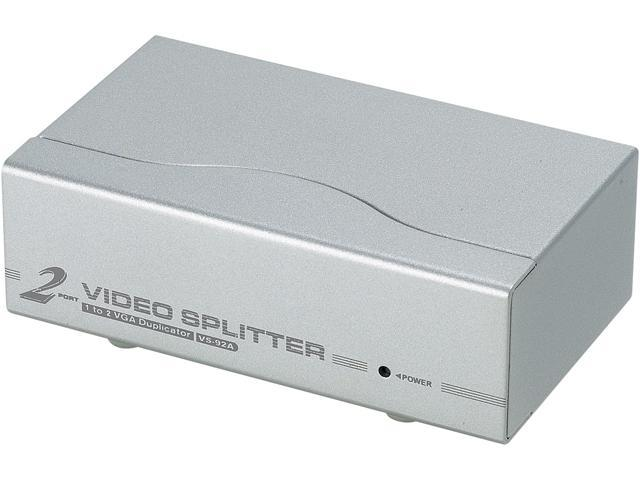 ATEN VS92A 2 Port Video Splitter
