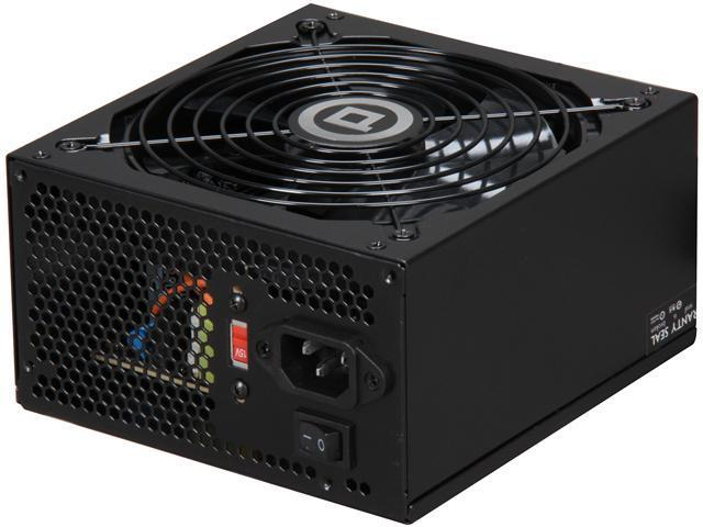 Diablotek PHD Series - 2nd Generation PHD650 650W ATX12V v2.2 SLI Ready CrossFire Ready Power Supply
