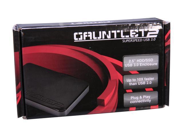 Patriot Memory Gauntlet 2 PCGTII25S 2.5
