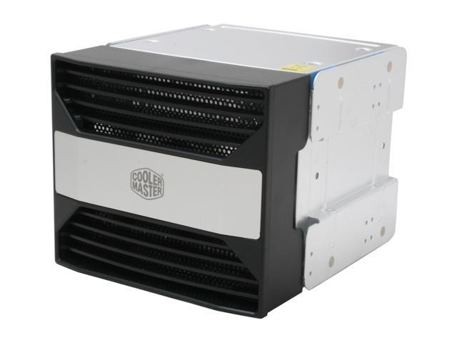 COOLER MASTER STB-3T4-E3-GP 4-in-3 Device Module Hardisk Cage