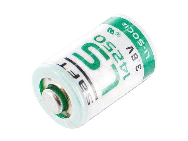 BATTERY-BIZ INC. B-260/S/X 1000mAh 14250 Lithium Batteries