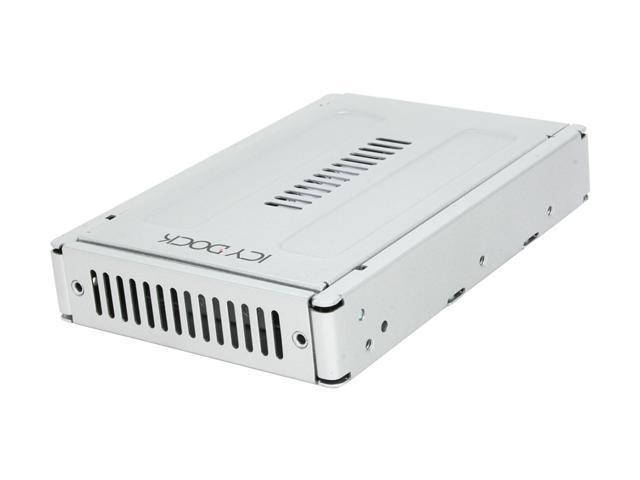 """ICY DOCK MB982SPR-2S Full Metal Dual 2.5"""" to 3.5"""" SATA HDD & SSD Converter with RAID for PC & Mac Pro"""