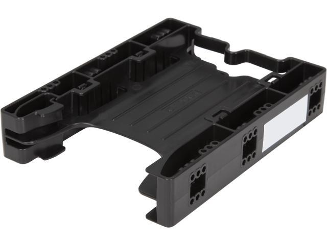 """ICY DOCK EZ-Fit Lite MB290SP-B 2 x 2.5"""" to 3.5"""" Drive Bay SATA/IDE SSD/HDD Mounting Kit / Bracket / Adapter"""