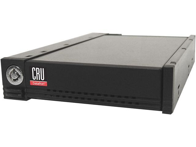 CRU 8600-5002-5500 DataPort 25 SL Slim-Line Removable Drive Enclosure