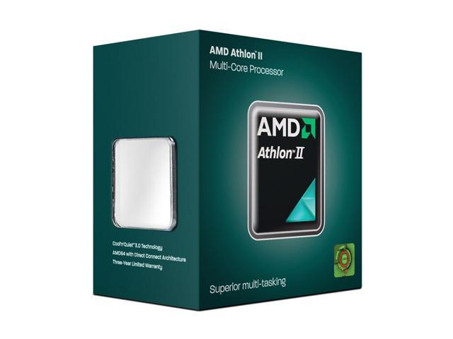 AMD Athlon II X3 415e Rana Triple-Core 2.5 GHz Socket AM3 45W AD415EHDGMBOX Desktop Processor