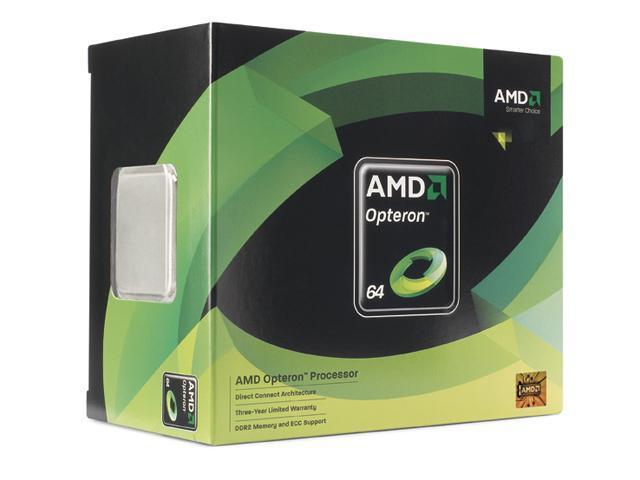 AMD Opteron 8350 2.0 GHz Socket F 75W OS8350WAL4BGHWOF Processor