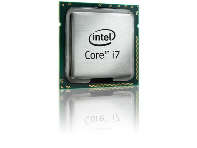 Intel Core i7-840QM 1.86 GHz Socket G1 45W BX80607I7840QM Mobile Processor