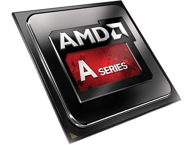 AMD A4-6300 Richland Dual-Core 3.7GHz (3.9GHz Turbo) Socket FM2 65W Desktop Processor AMD Radeon HD 8370D AD6300OKA23HL Like New