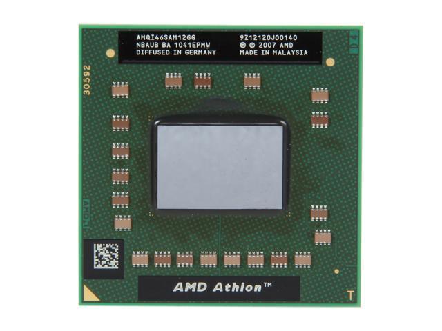 AMD Athlon 64 QI-46 2.1 GHz Socket S1 25W AMQI46SAM12GG Mobile Processor