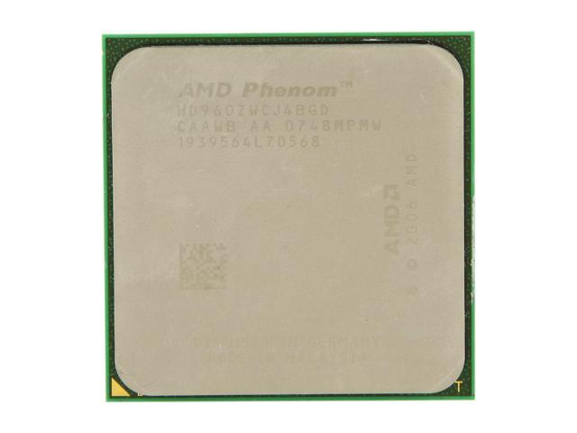 AMD Phenom 9600 Agena Quad-Core 2.3 GHz Socket AM2+ HD960ZWCJ4BGD Desktop Processor