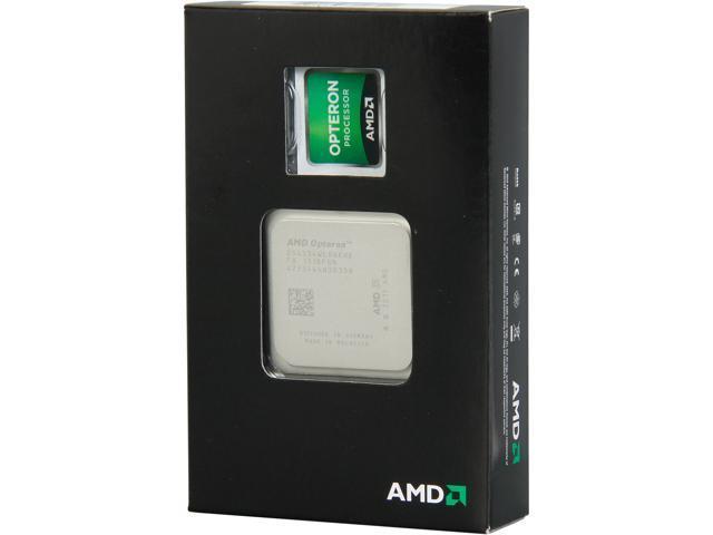 AMD Opteron 4334 Seoul 3.1 GHz Socket C32 95W OS4334WLU6KHKWOF Server Processor
