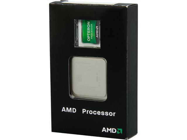 AMD Opteron 4386 Seoul 3.1 GHz Socket C32 95W OS4386WLU8KHKWOF Server Processor