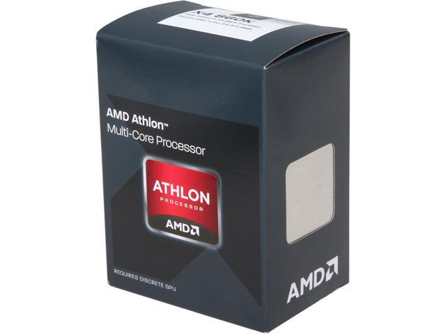 AMD Athlon X4 860K Kaveri Quad-Core 3.7 GHz Socket FM2+ 95W AD860KXBJABOX Desktop Processor (BLACK EDITION)