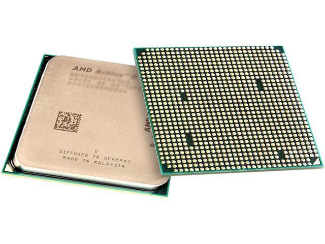 AMD Athlon II X3 440 Rana Triple-Core 3.0 GHz Socket AM3 95W ADX440WFK32GM Desktop Processors