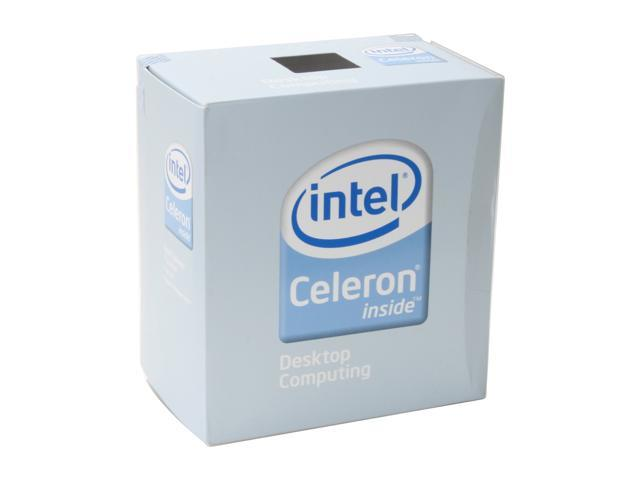 Intel Celeron 440 Conroe-L Single-Core 2.0 GHz LGA 775 35W BX80557440 Processor