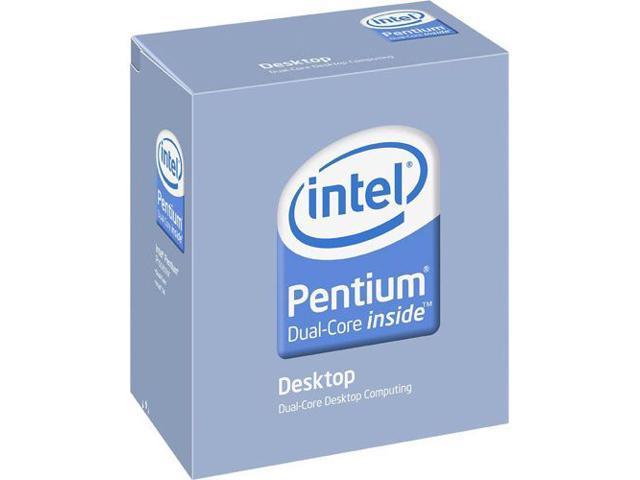 Intel Pentium E6700 Wolfdale Dual-Core 3.2 GHz LGA 775 65W BX80571E6700 Desktop Processor