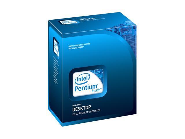 Intel Pentium E6800 Wolfdale Dual-Core 3.33 GHz LGA 775 65W BX80571E6800 Desktop Processor