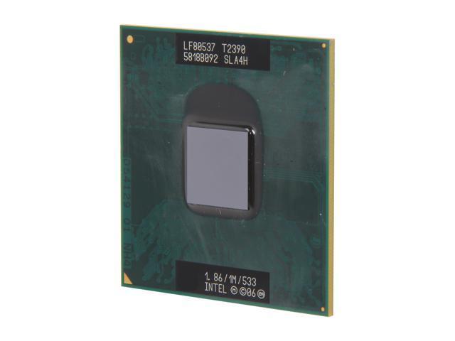 Intel Pentium T2390 1.86 GHz Socket P 35W T2390 Mobile Processor