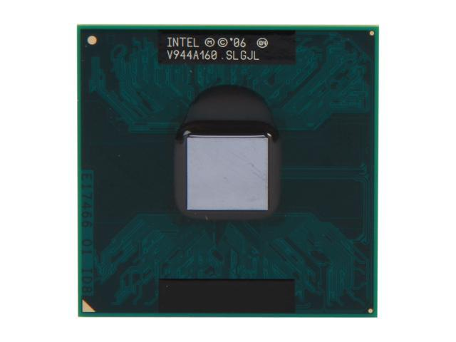 Intel Pentium T4400 Penryn 2.2 GHz Socket P Dual-Core SLGJL Mobile Processor