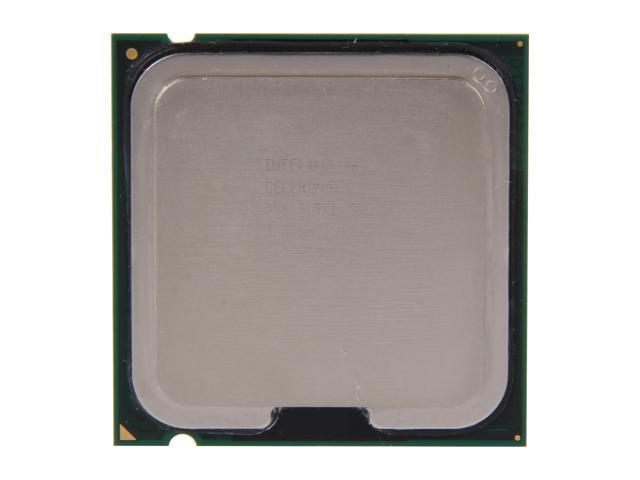 Intel Celeron D 356 Single-Core 3.33 GHz LGA 775 SL9KL Desktop Processor