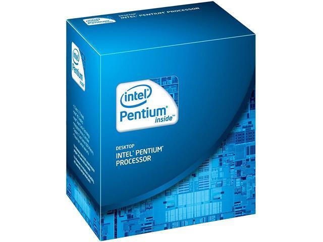 Intel Pentium G2010 2.8 GHz LGA 1155 BX80637G2010 Desktop Processor