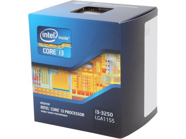 Intel Core i3-3250 3.5 GHz LGA 1155 BX80637I33250 Desktop Processor