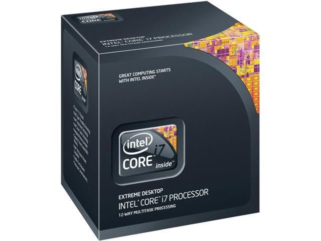 Intel Core i7-4960X Ivy Bridge-E 6-Core 3.6GHz (Turbo 4GHz) LGA 2011 130W BX80633i74960X Desktop Processor