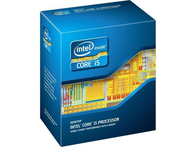 Intel Core i5-4440 Haswell Quad-Core 3.1 GHz (3.3 GHz Turbo) LGA 1150 84W BX80646I54440 Desktop Processor Intel HD Graphics 4600