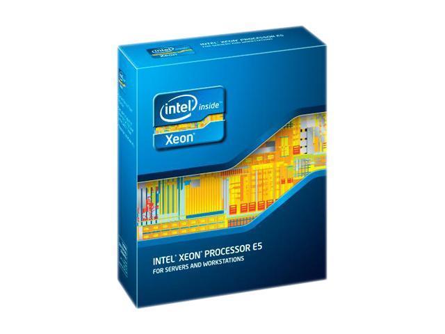 Intel Xeon E5-4610 2.4GHz (2.9GHz Turbo Boost) LGA 2011 95W BX80621E54610 Server Processor